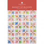 Basket of Blooms Quilt Pattern by Missouri Star