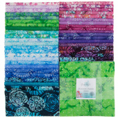 Blossom Batiks - Splash Patty Cake