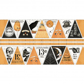 Costume Maker's Ball - Costume Bunting Orange Panel