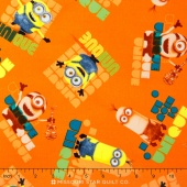 Minions - Le Buddies Unique Toss Orange Yardage