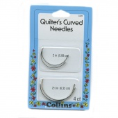 Quilter's Curved Needles 4ct