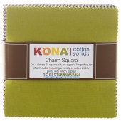 Kona Cotton - Dusty Colorstory Charm Pack
