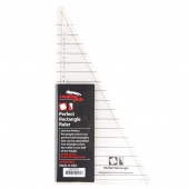 "Creative Grids Perfect Rectangle Ruler 9-1/2"" Quilt Ruler"
