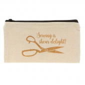 Sewing is Shear Delight Bag