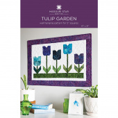 Tulip Garden Wall Hanging Pattern by Missouri Star