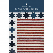Stars and Stripes Quilt Pattern by Missouri Star