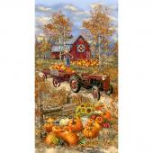 Pumpkin Patch - Pumpkin Patch Multi Panel