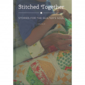 Stitched Together Book Volume 3 - Stories for the Quilter's Soul