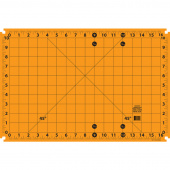 "Sullivans Add-A-Mat Double-Sided Cutting Mat - 12"" x 18"""