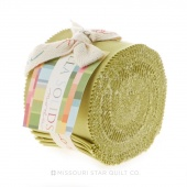 Bella Solids Clover Junior Jelly Roll