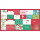 Safety First - Holiday Face Mask Multi Panel