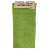Weeks Dye Works Hand Over Dyed Wool Fat Quarter - Solid Meadow