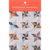 Friendship Pinwheel Pattern by Missouri Star