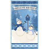 Welcome Winter - Large Multi Panel