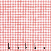 Land That I Love - Liberty Gingham Red Yardage
