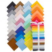 Kona Cotton - New 2017 Colors Fat Quarter Bundle