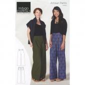 Indygo Essentials - Artisan Pants Pattern