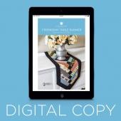 Digital Download - Friendship Table Runner Quilt Pattern by Missouri Star