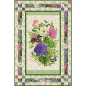 Flower Show Wallhanging Quilt Kit