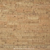 Cork Fabric 1 yd - Natural