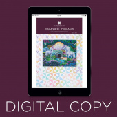 Digital Download - Pinwheel Dreams Quilt Pattern by Missouri Star