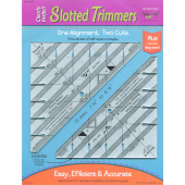 Clearly Perfect Slotted Trimmers A