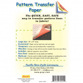 Pattern Transfer Paper - 4 colors
