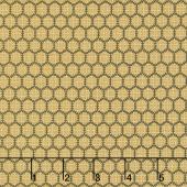 Bristle Creek Farmhouse - Honey Comb Gold Yardage