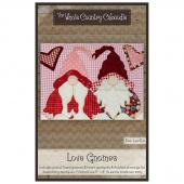 Love Gnomes Precut Fused Appliqué Pack