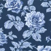Regency Blues - Berwick English Blue Yardage