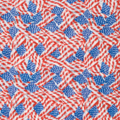 Thank You for Your Service - Flag Multi Yardage