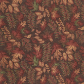 Country Charm - Autumn Charm Barnwood Yardage