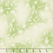 Paradise - Diffused Tonal Green/Natural Yardage