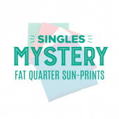 Sun Print 2020 Mystery Fat Quarter Single