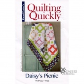 Daisy's Picnic Pattern by MSQC