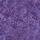 Crystal Sea Batiks - Turtle Urchin Yardage