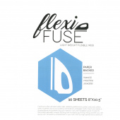 "FlexiFuse - Ten 8"" x 10.5"" Sheets"