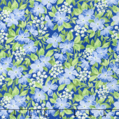 Summer Breeze V - Vinca Royal Yardage