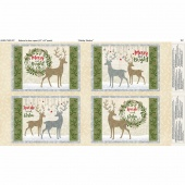 Holiday Meadow - Placemat Multi Panel