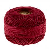 Perle Cotton Thread Size 8 Very Dark Rose