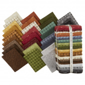 Woolies Heritage Flannel Fat Quarter Bundle