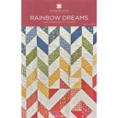 Rainbow Dreams Quilt Pattern by Missouri Star