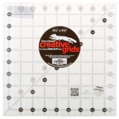 Creative Grids Quilting Ruler 9 1/2in Square