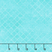 "Wilmington Essentials - Trellis Aqua 108"" Wide Backing"