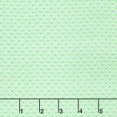 Adeline - Geometric Green Yardage