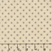 Lilac Ridge - Bloom Cream Yardage