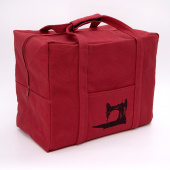 Featherweight Case Tote Bag - Red