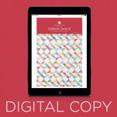 Digital Download - Ribbon Dance Pattern by Missouri Star