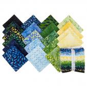Artisan Batiks - Sunny Day Fat Quarter Bundle