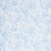 "Beckford Terrace - Flowers Sky 108"" Wide Backing"